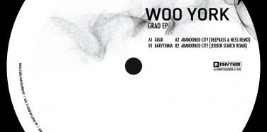 Resident Advisor reviews: Woo York – Grad EP