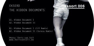 "Many features for Ekserd's ""The Hidden Document EP"""