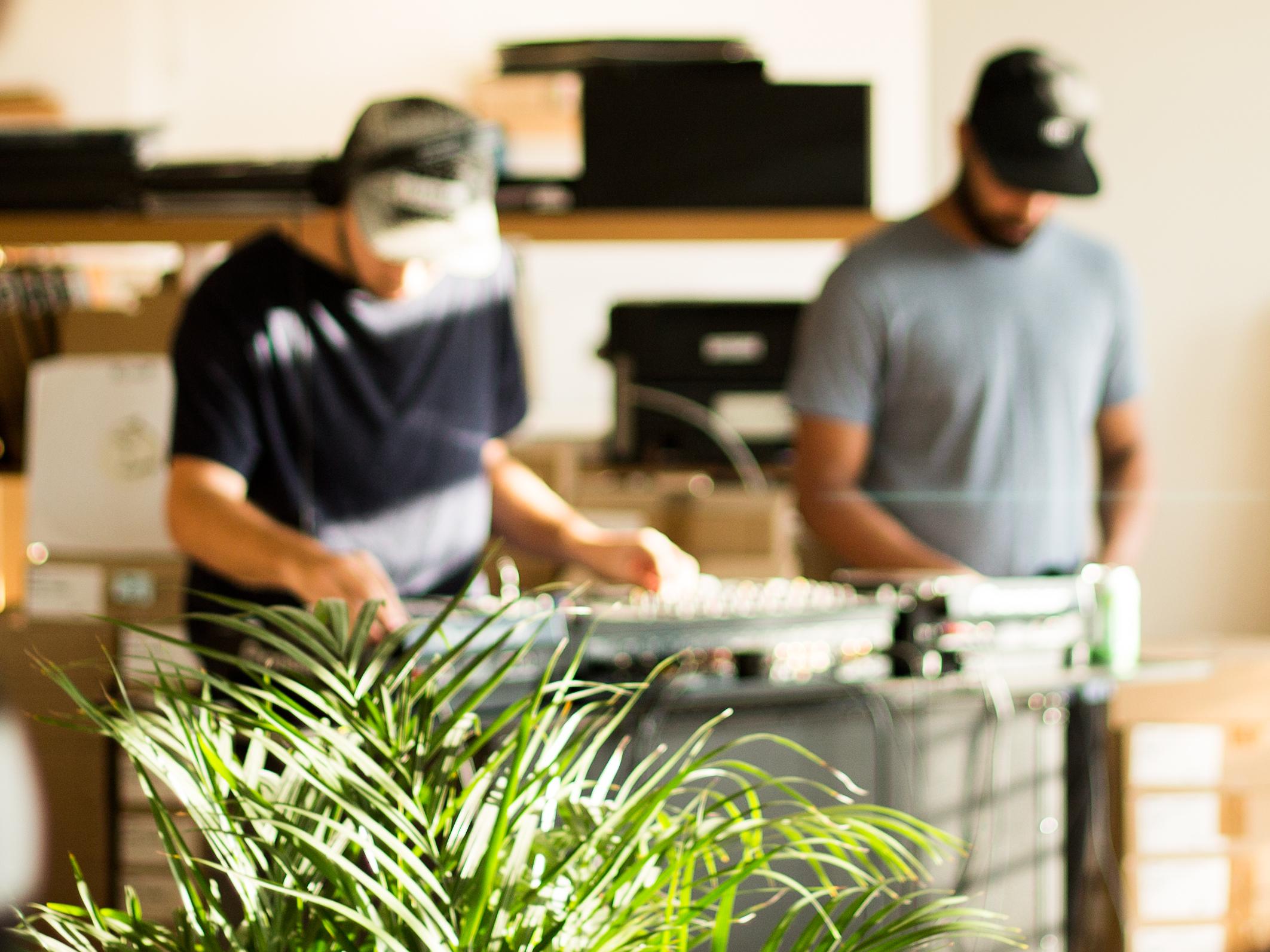 Fokuz Recordings In The Wareshouse