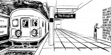 Record of the Week: Joan Bibiloni Band remix Dj Sotofett – The Boogie [+ DJ Sotofett Ultra Vires Dub]